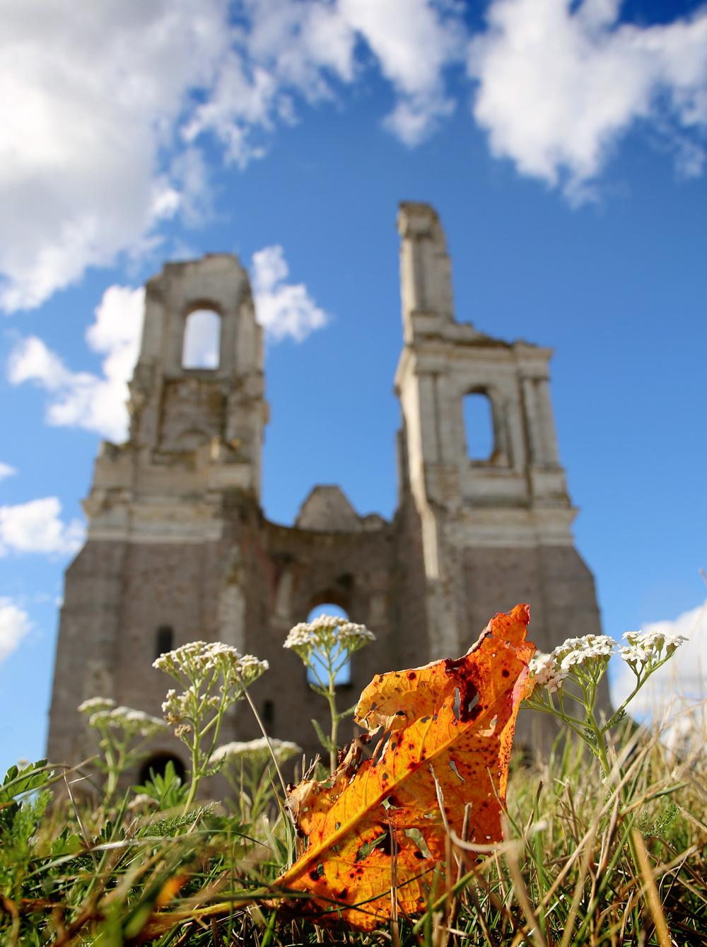 Mont Saint Eloi les tours